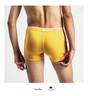 PAYME YELLOW BOXER BRIEF