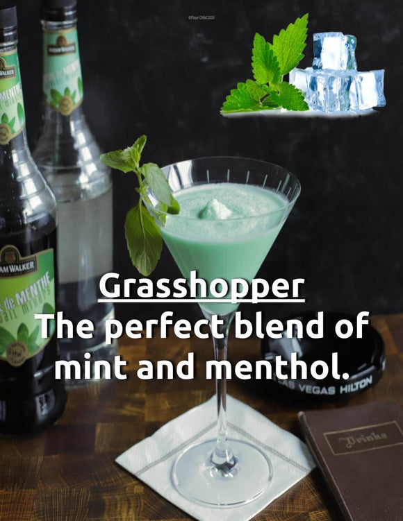 Grasshopper House Juice