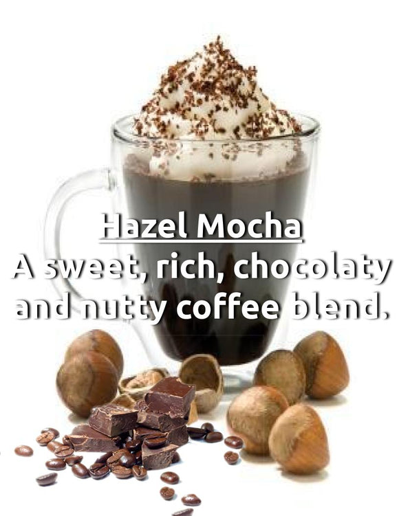 Hazel Mocha House Juice