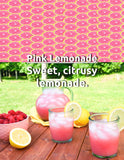 Pink Lemonade House Juice