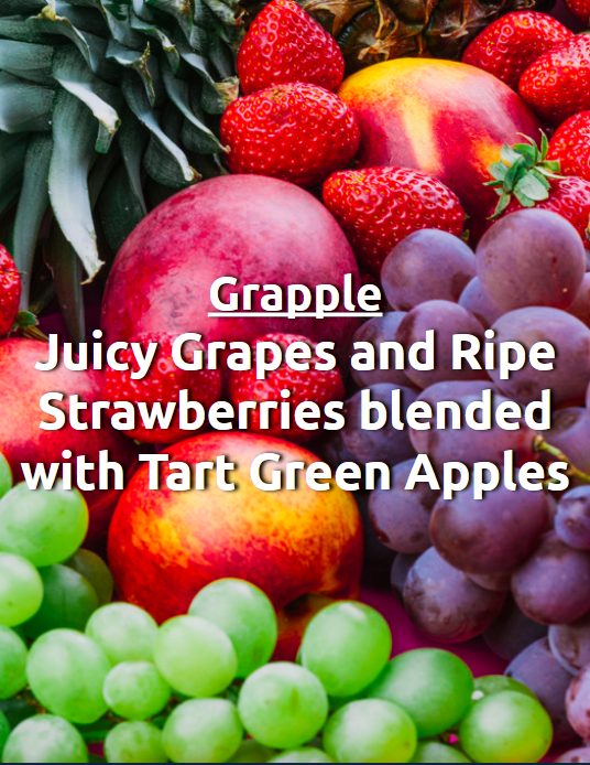 Grapple House Juice