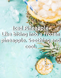 Iced Pineapple House Juice