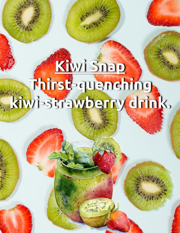 Kiwi Snap House Juice