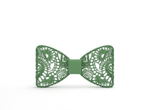 Bowtie Flower Pattern - Zyko.shop