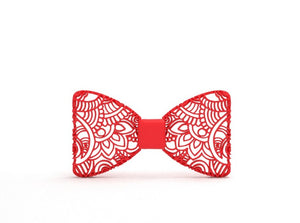Bowtie Tropical Pattern - Zyko.shop