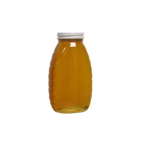 1 Lb. Glass Jar-Case of 12