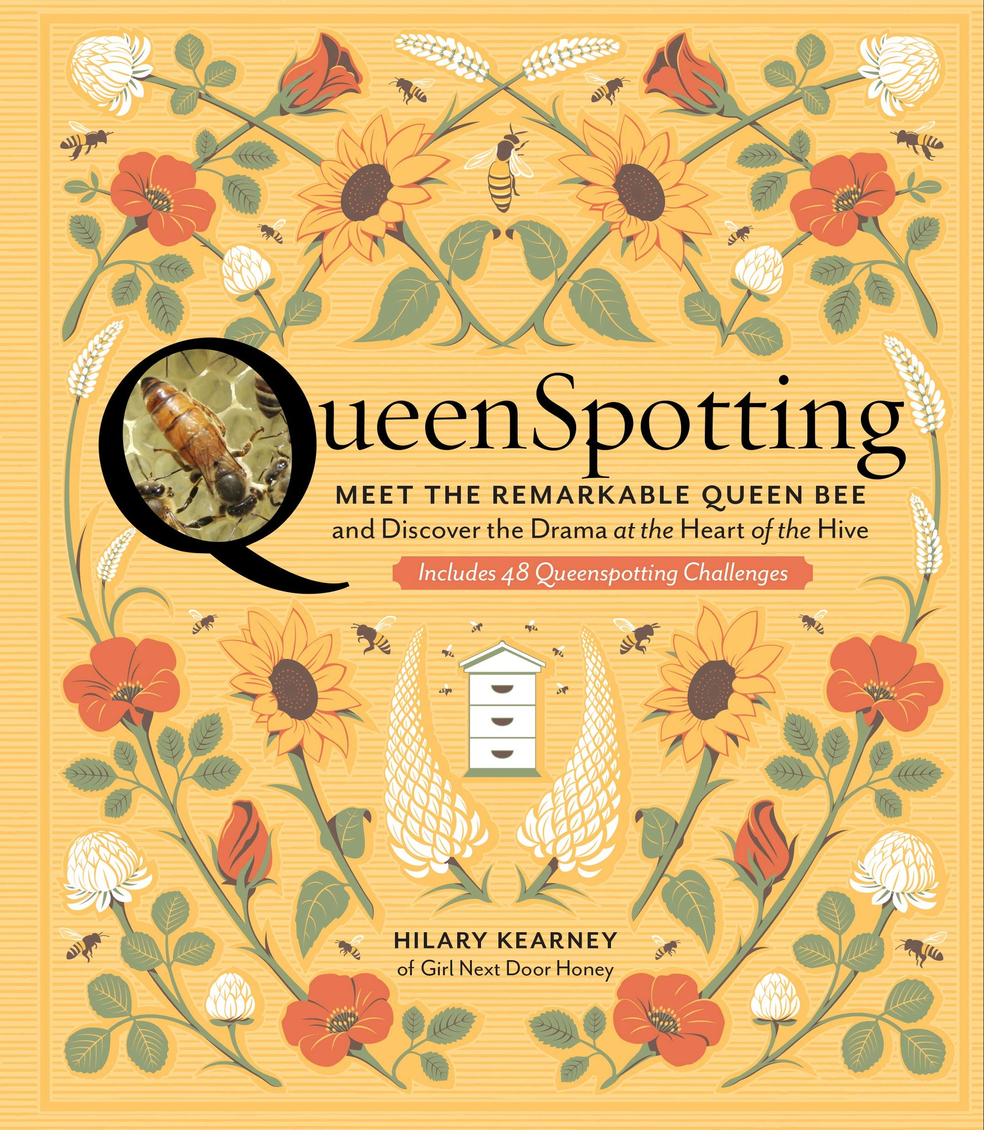 Book - Queen Spotting