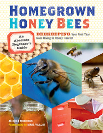 Book - Homegrown Honey Bees