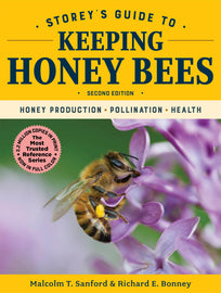 Book - Storey's Guide to Keeping Honey Bees, 2nd Edition