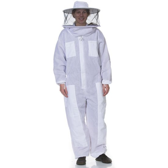 Suit GloryBee Ventilated Round Veil