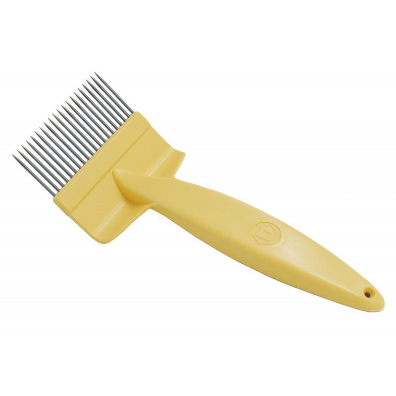 Capping Scratcher Plastic