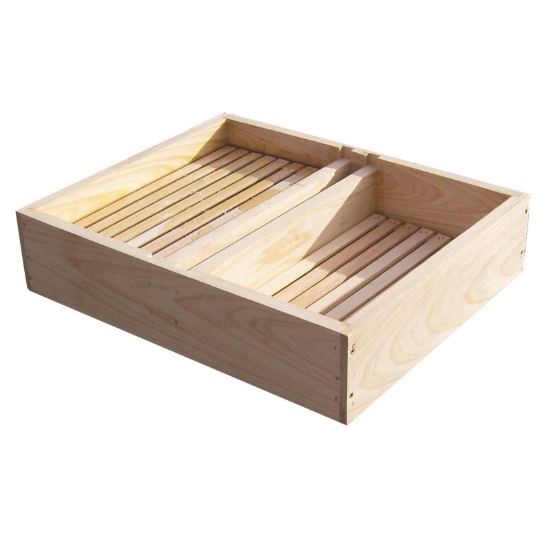 8 Frame Wooden Hive Top Feeder