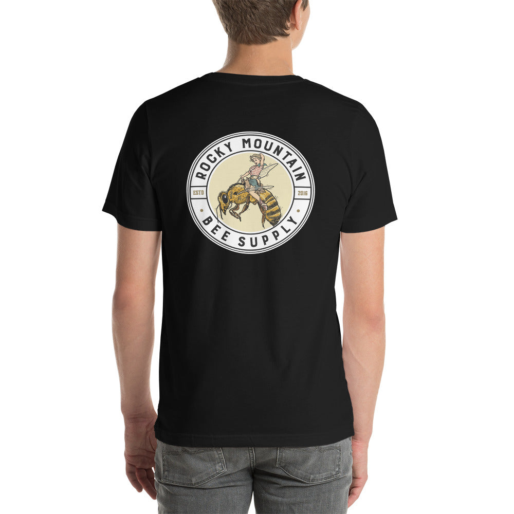 Cowgirl Short-Sleeve Unisex T-Shirt
