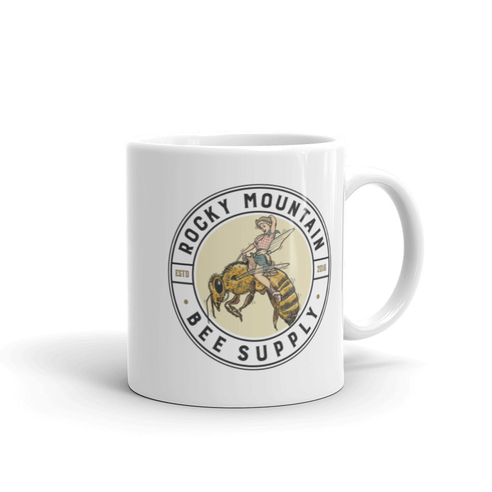Cowgirl Ceramic Mug