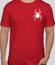 Load image into Gallery viewer, Spider Chest Logo T-Shirt