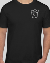 Load image into Gallery viewer, Chinese To-Go Box Chest Logo T-Shirt
