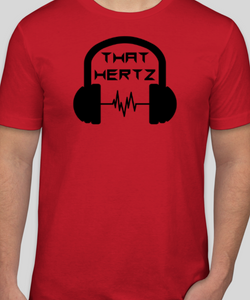 Headphone That Hertz T-Shirt