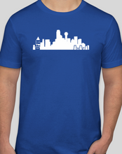 Load image into Gallery viewer, Dallas Skyline T-Shirt