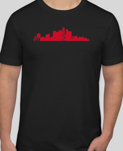 Load image into Gallery viewer, Los Angeles Skyline T-Shirt
