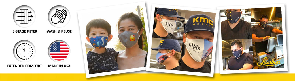 Masks In Use