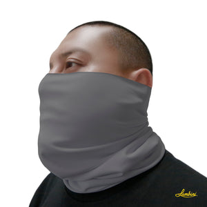 Gray Neck Gaiter