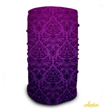 Load image into Gallery viewer, Purple Ombre Neck Gaiter