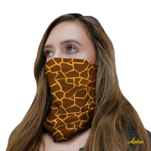 Load image into Gallery viewer, Giraffe Neck Gaiter
