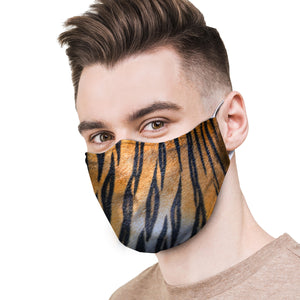 Tiger King Protective Reusable Face Mask