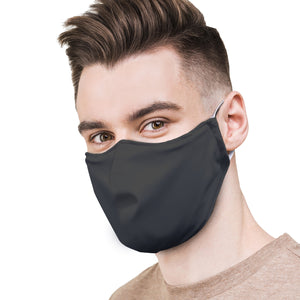 Solid Color Protective Reusable Face Mask