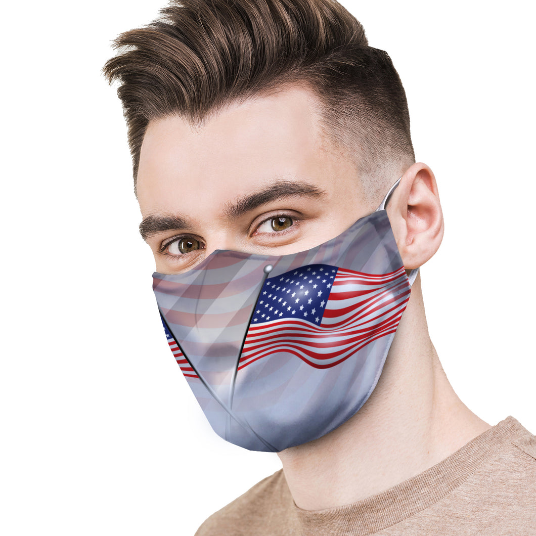 Patriot Protective Reusable Face Mask
