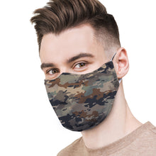 Load image into Gallery viewer, Camo Protective Reusable Face Mask
