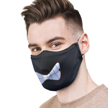 Load image into Gallery viewer, Cheesy Grin Protective Reusable Face Mask