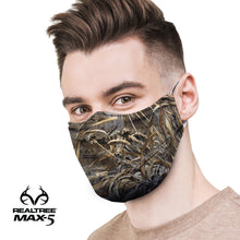 Load image into Gallery viewer, Realtree® Patterns Protective Reusable Face Mask