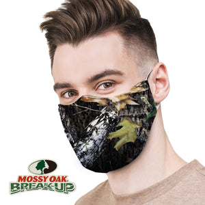 Mossy Oak® Patterns Protective Reusable Face Mask