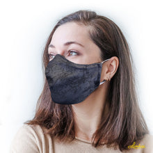 Load image into Gallery viewer, Dark Minerals Protective Reusable Face Mask