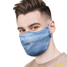 Load image into Gallery viewer, Misty Sky Protective Reusable Face Mask