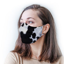 Load image into Gallery viewer, Cow Protective Reusable Face Mask