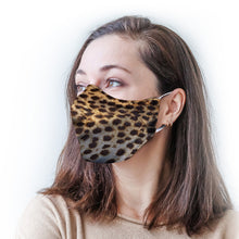 Load image into Gallery viewer, Cheetah Protective Reusable Face Mask