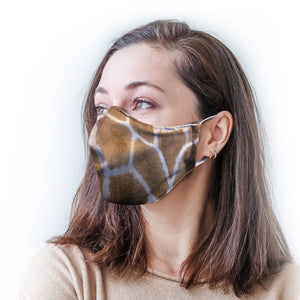 Giraffe Protective Reusable Face Mask