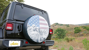 Design Your Own Spare Tire Cover