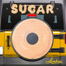 Load image into Gallery viewer, Sugar Donut Funny Custom Spare Tire Cover
