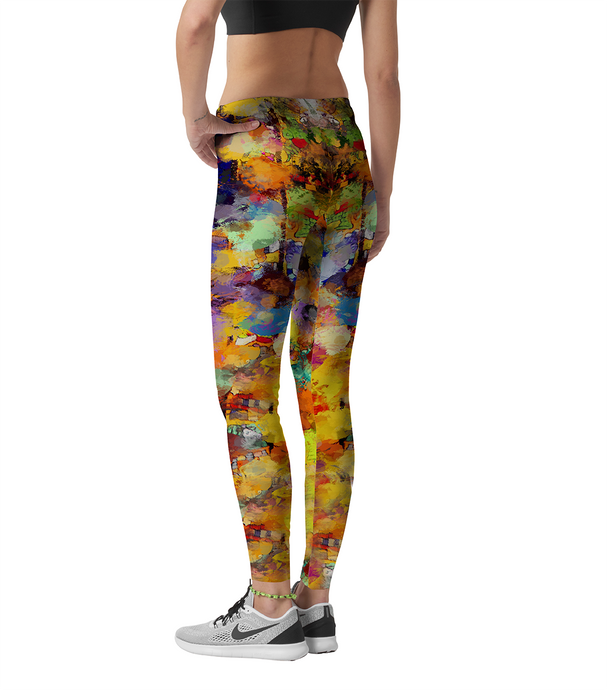 Design Your Own Leggings - Lumbini Graphics
