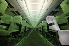 Load image into Gallery viewer, Design Your Own Travel Seat Barrier for Plane, Train, Rideshare, Subway Seat Protection