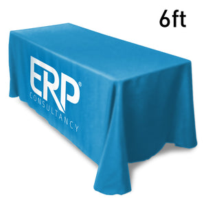 Design Your Own Table Cover, 6ft