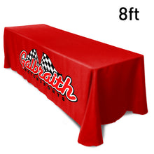 Load image into Gallery viewer, Design Your Own Table Cover, 8ft