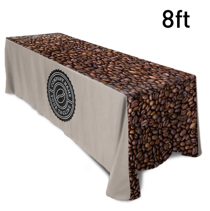 Design Your Own Table Cover, 8ft