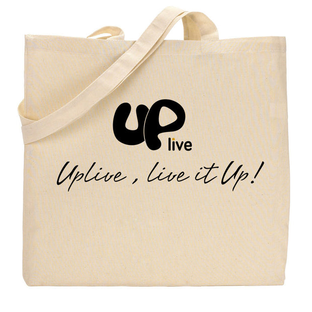 Live It Up Tote Bag