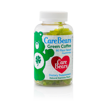 Load image into Gallery viewer, Care Bears™ Green Coffee Gummy (90 count)