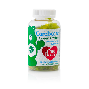 Care Bears™ Green Coffee Gummy (90 count)