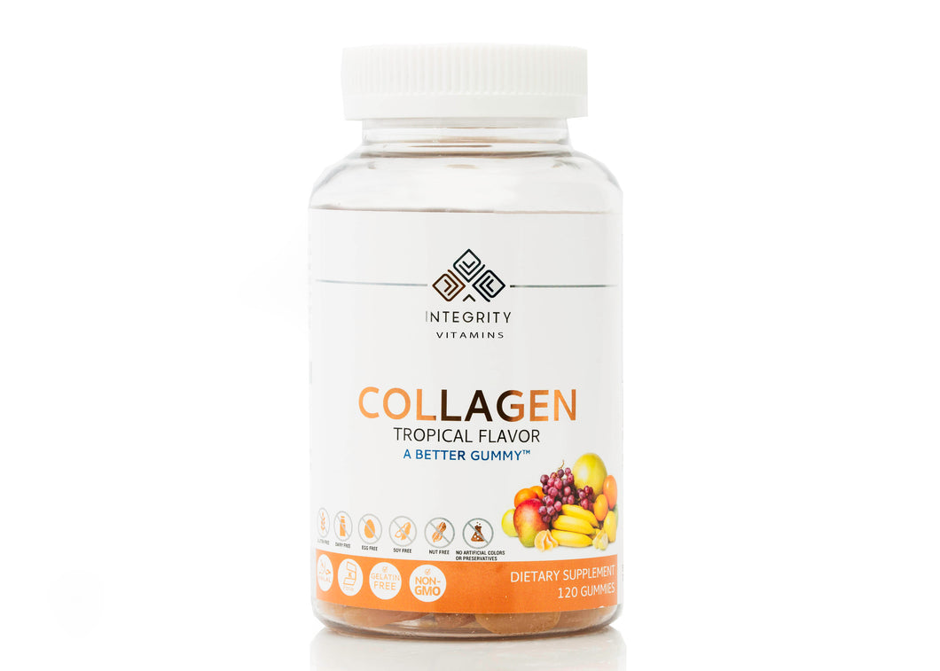 Collagen Gummy (120 Count)